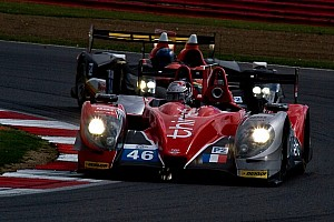 European Le Mans Race report The Onroak Automotive Morgan LM P2s clinch a double podium finish