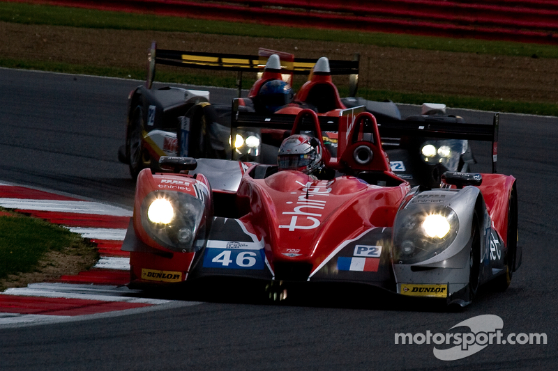 The Onroak Automotive Morgan LM P2s clinch a double podium finish