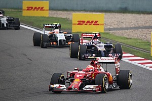 Lopez 'surprised' by Raikkonen struggle