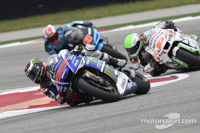 Yamaha head to South America for round three