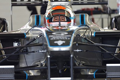 Formula E HQ nears completion at Donington Park