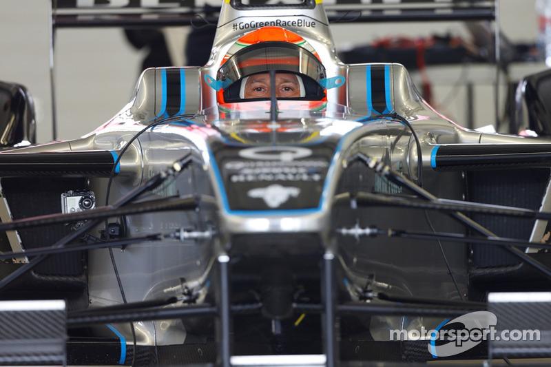 Formula E HQ nears completion at Donington Park
