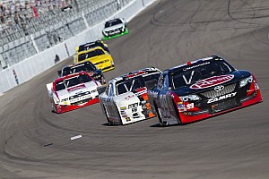 Buescher Races to top-10 finish at Richmond