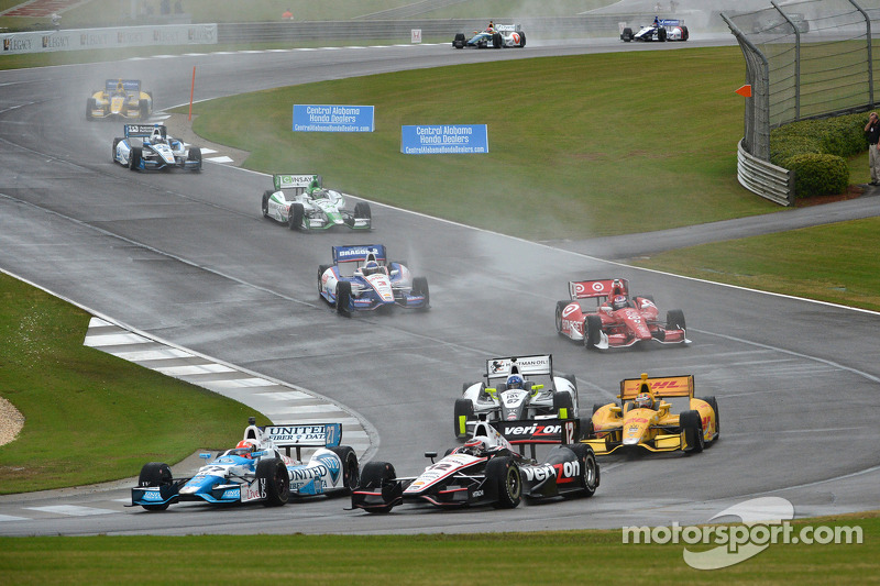 Figures lie: IndyCar, golf, and sponsorship