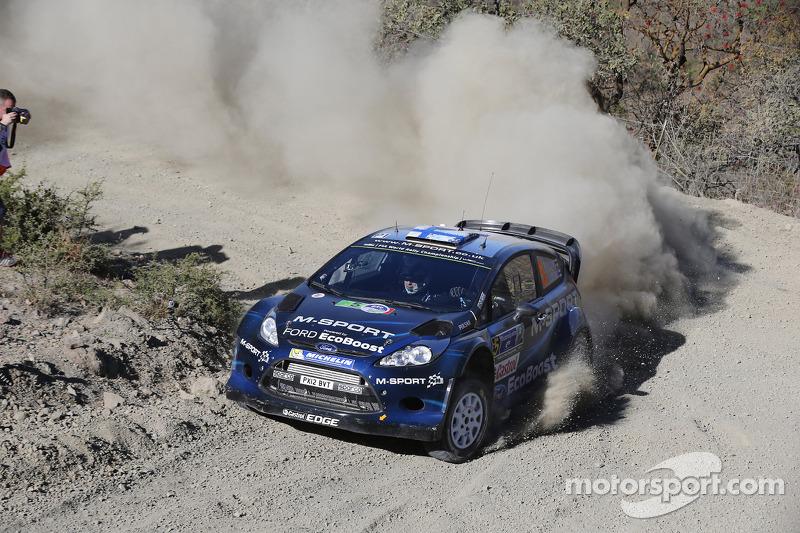 M-Sport advance on Argentina
