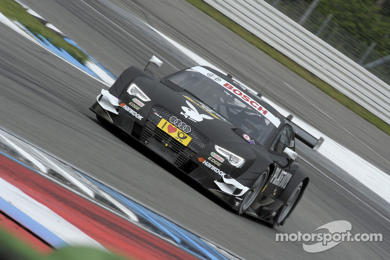 Pole position for Adrien Tambay and Audi at DTM season opener