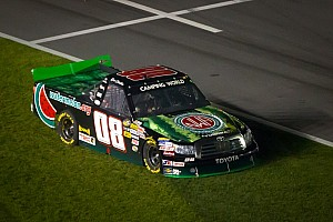 Todd Shafer thunders back into the NASCAR CWTS at Kansas
