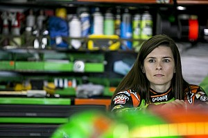 Danica: Kansas City, here she comes