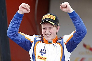 GP2 Race report Cecotto powers to feature victory