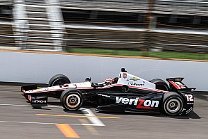 IndyCar Practice report Team Penske goes 1-2-3 in the opening practice session for 2014 Indy 500