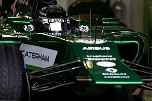 Caterham behind in engine, gearbox bills - report