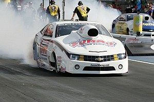 NHRA Preview Anderson's heart in in this weekend's NHRA race