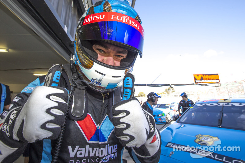 McLaughlin and Volvo win Race One at Barbagallo