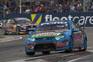 V8 Supercars Race report Mostert prevails in final race of the weekend at Barbagallo