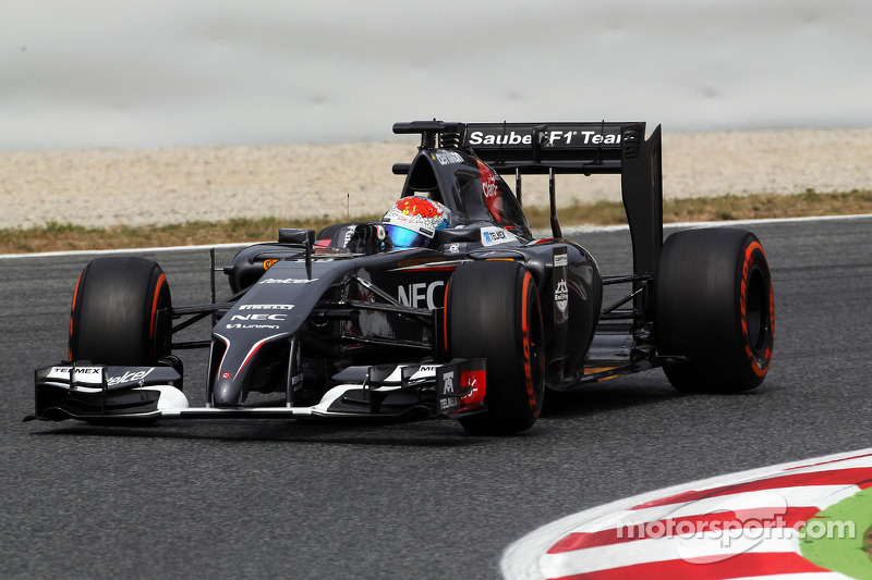 Gutiérrez and Sutil step on the gas for a good cause at Monaco