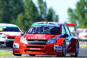 WTCC Preview LADA Sport LUKOIL expects uphill battle in WTCC's Race of Austria