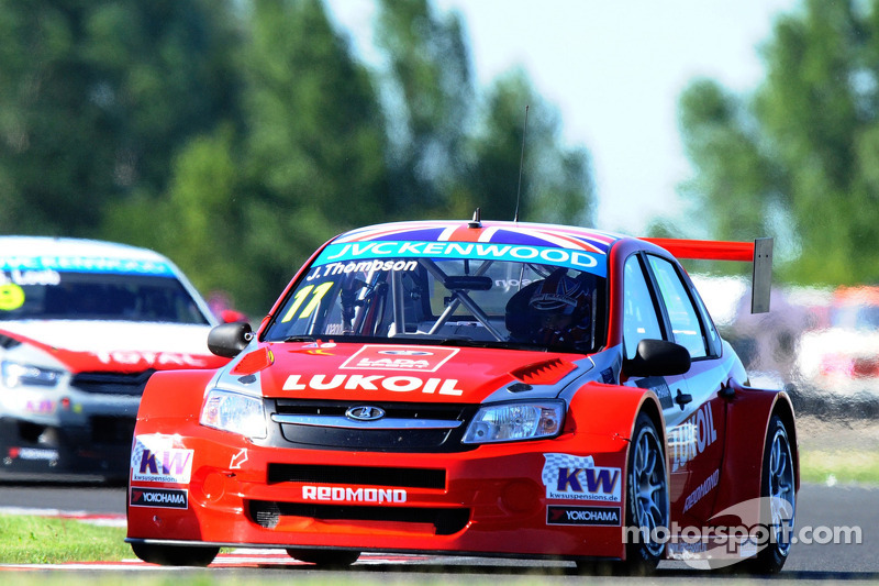LADA Sport LUKOIL expects uphill battle in WTCC's Race of Austria