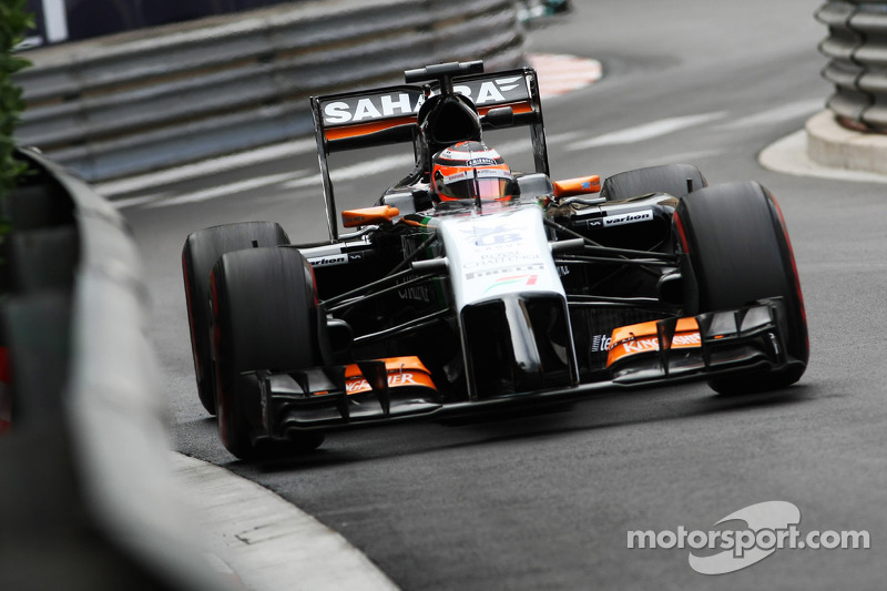 Sahara Force India ends Thursday's practice inside top-10 in both sessions