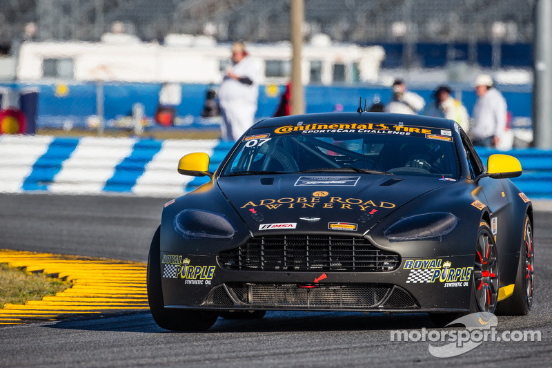 TRG-Aston Martin Racing doubles up for Lime Rock
