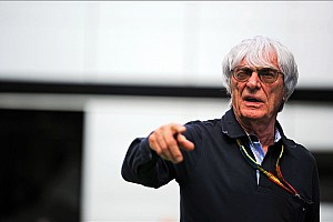 Formula 1 Breaking news Ecclestone should have quit F1 already - Briatore