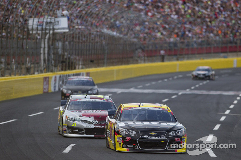 Annett finishes 28th in first 600 attempt