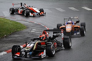 FIA Formula 3 European Championship debut appearance in Hungary