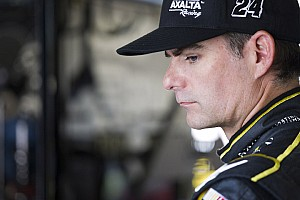 NASCAR Sprint Cup Commentary Gordon 'back' on track