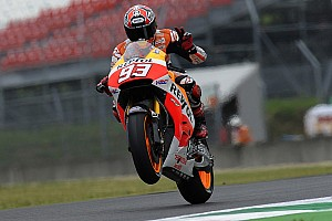 MotoGP Qualifying report Masterful Marquez marches to pole position at Mugello