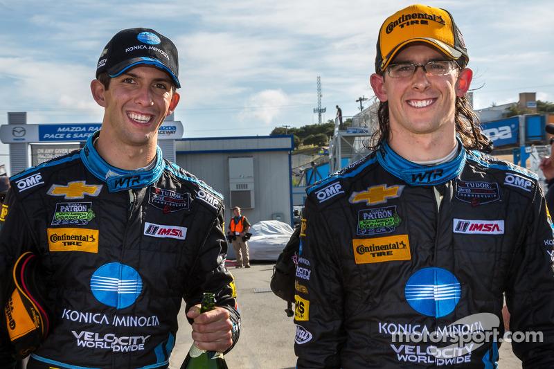 Wayne Taylor Racing's first win of the season was full of drama