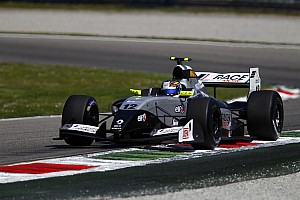 Formula V8 3.5 Race report Stevens back on podium at Spa-Francorchamps
