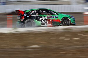 Andretti Autosport's Speed and Foust prepare for X Games Austin