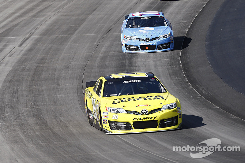 Toyota NSCS Pocono: Matt Kenseth quotes