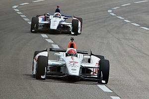 IndyCar Race report Pagenaud Fourth, Aleshin Seventh in Firestone 600 at Texas Motor Speedway