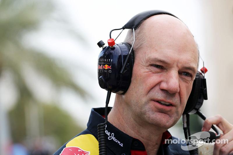 Newey 'will design 2015 car' then step back