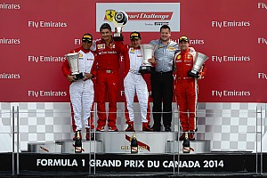 Ferrari Breaking news Ferrari Challenge: a long-standing relationship with Pirelli