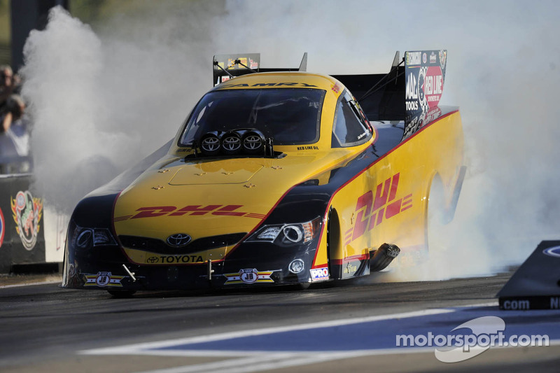Del Worsham taking a 10,000-horsepower bullet to Thunder Valley