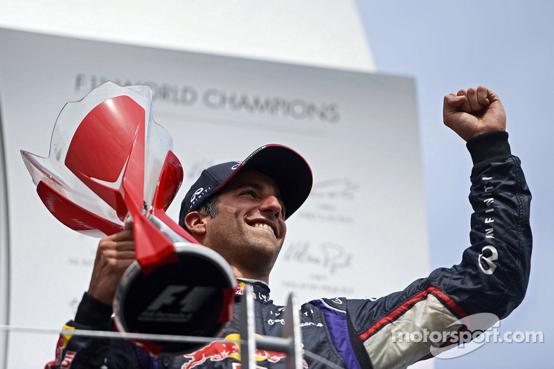 Ricciardo 'can be champion' - Berger