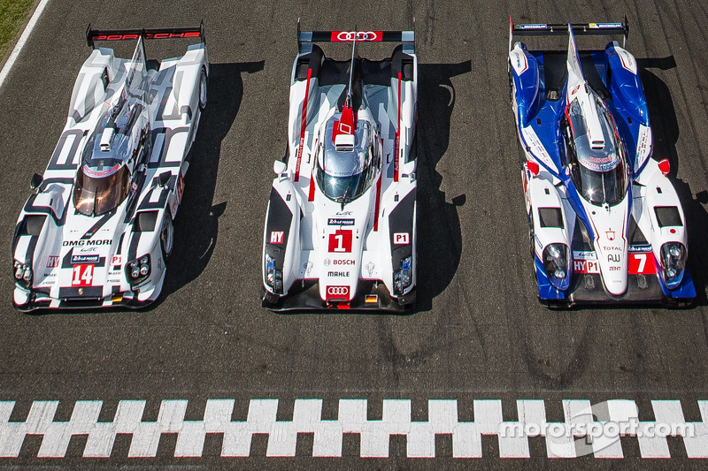 Audi, Porsche, or Toyota: Who will prevail over Le Mans?