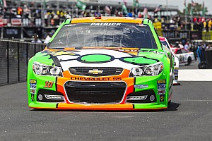 NASCAR Sprint Cup Race report Danica Patrick finishes 17th at Michigan