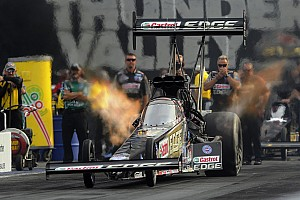 Top Fuel driver Brittany Force brings added experience and success into New England Nationals