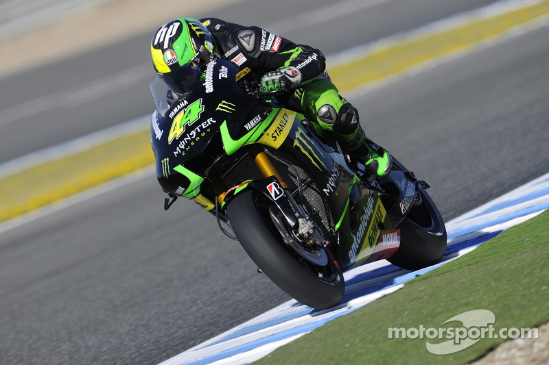 Movistar Yamaha complete successful IRTA test in Catalunya