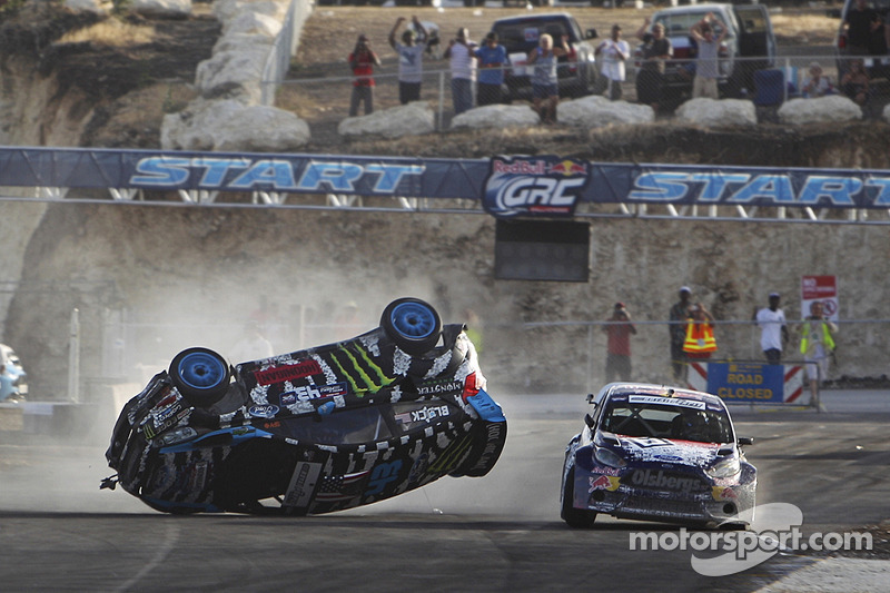 Daytona to host Red Bull Global Rallycross in August