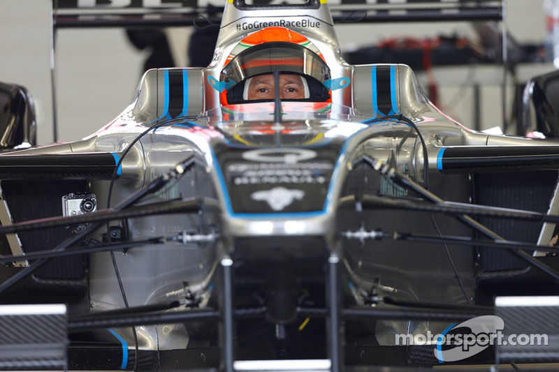 Trulli adds to F1's 'worry' about formula E - report