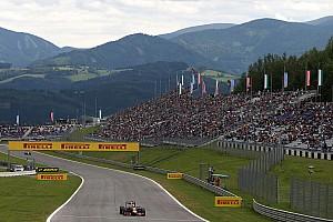 Renault Sport F1 Austrian GP practice report