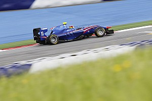 GP3 Race report Bernstorff bags Carlin's second win in Spielberg