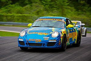 Fourth row start for Rum Bum Racing at Watkins Glen