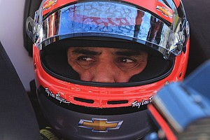 IndyCar Race report Montoya posts best finish of the season at Houston
