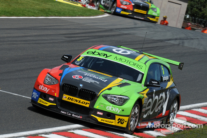 Turkington goes in search of the sweep after doubling down at Croft