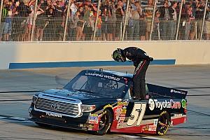 NASCAR Truck Race report No. 51 NASCAR Camping World Truck Series team penalized
