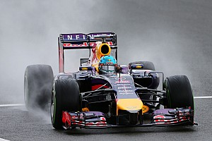 Sebastian Vettel returns to the front row at Silverstone